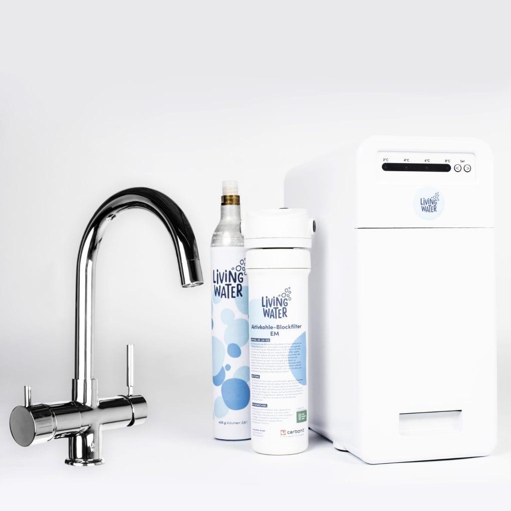 Sodaarmatur Was Ist Zu Beachten Living Water