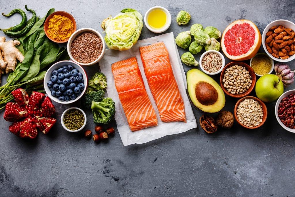 Ernährung in der Schwangerschaft, Lebensmittel