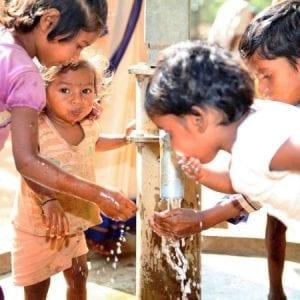 Living Water Verantwortungsvoll trinken