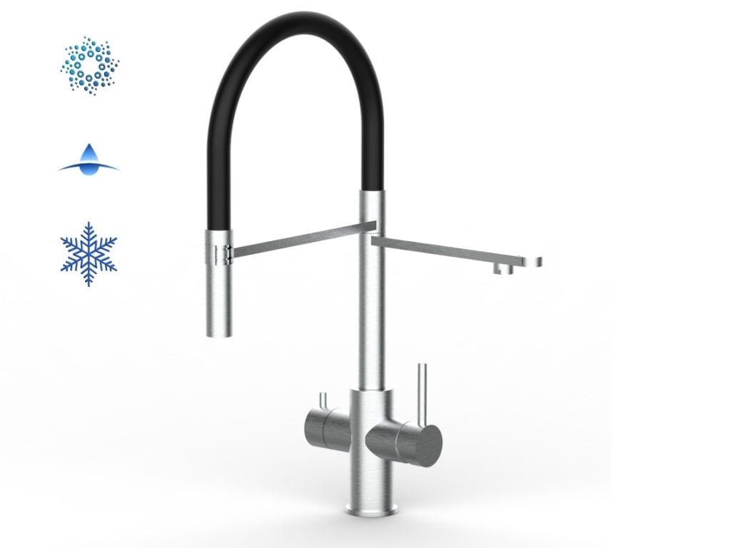 Sprudel Wasserhahn