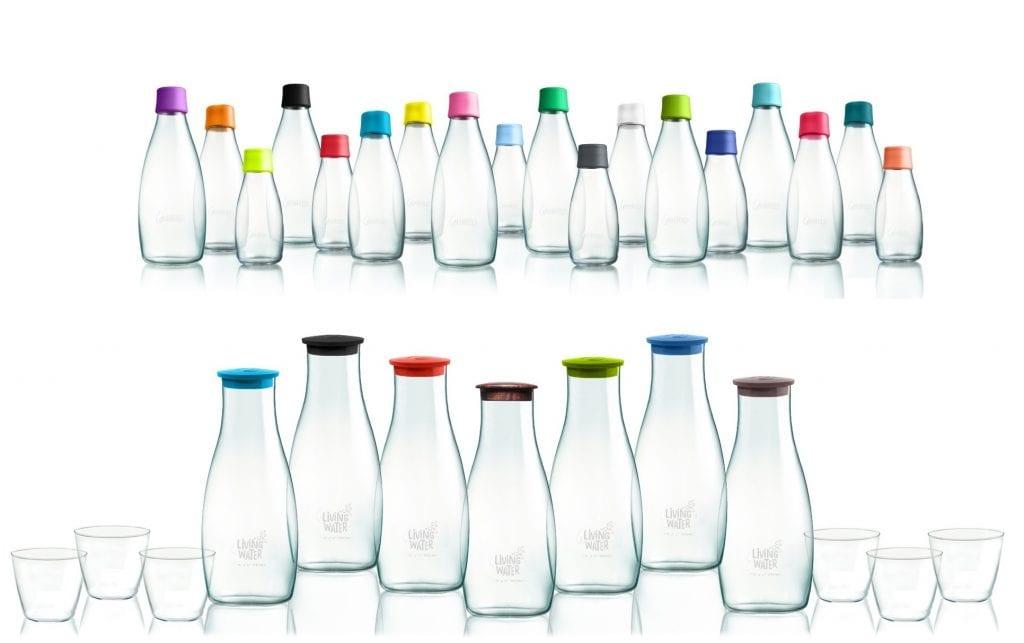 retap Flaschen