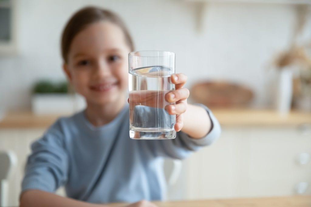 Sauberes Wasser und Welthungerhilfe